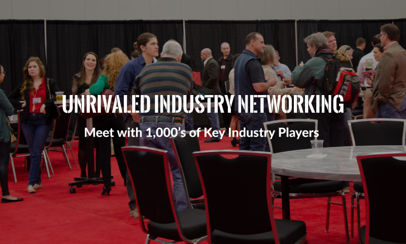 Unrivaled Industry Networking