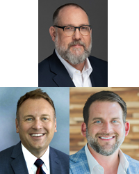 Matt Jetmore, John Shanks & Trey Secor