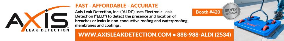 Axis Leak Detection